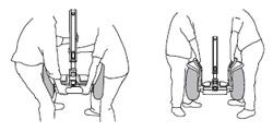Зменьшення ваги Segway SE