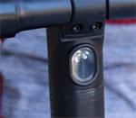 Передні LED фари і задні відбивачі Segway KickScooter